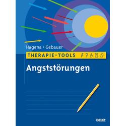 Therapie-Tools Angststörungen: eBook von Silka Hagena/ Malte Gebauer