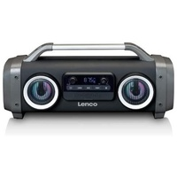 Lenco SPR-100 schwarz