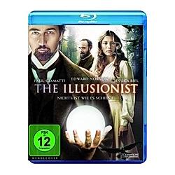 The Illusionist - DVD  Filme