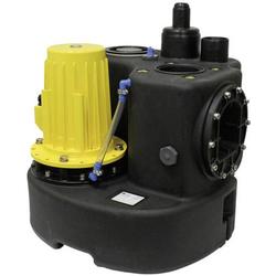 Zehnder Pumpen Kompaktboy 1,1W Abwasserhebeanlage 8.1m