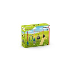 Schleich® Spiel, Schleich® 42536 Farm World Spielspaß für Hunde