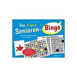 Das 3-in-1 Senioren-Bingo (Spiel)