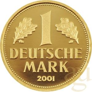 1 DM Goldmark 2001 (J)