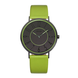 M&M Digitaluhr Armbanduhr schwarz