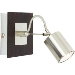 ZMH Deckenstrahler Deckenleuchte Deckenspots 350° drehbar mit GU10 Fassung Deckenlampe 12 cm x 13 cm