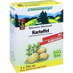 KARTOFFEL SCHOENENBERGER HEILPFLANZENSÄFTE