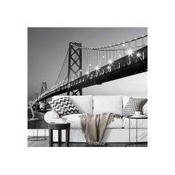 A.S. Création Fototapete, Vlies Foto Tapete Skyline San Francisco Skyline DD118990 Designwall