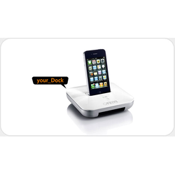 Canton your Dock *weiss* iPod/iPhone Dock für your World
