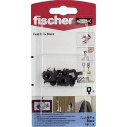 Fischer Wandhaken Fast & Fix Black K 8St.