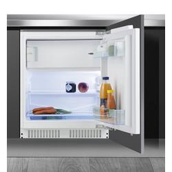 Amica Einbaukühlschrank UKS 16158, 81,8 cm hoch, 59,6 cm breit, A++, Höhe max. 87 cm