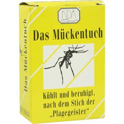 KDA Mückentuch nach dem Stich
