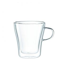 Tasse doppelwandig Duo