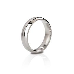 mystim Penis-Hoden-Ring His Ringness the Earl 48 mm, poliert