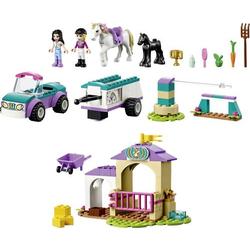 41441 LEGO® FRIENDS Trainingskoppel und Pferdeanhänger