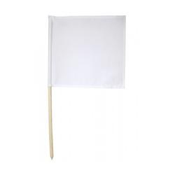KR-FAHNE, WEISS (Farbe: Weiß)