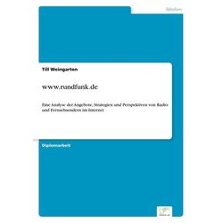www.rundfunk.de als Buch von Till Weingarten