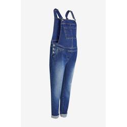 Next Umstandshose Jeans-Latzhose blau 27,5 - 36