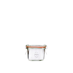 BUTLERS Einmachglas WECK 6x Mini-Einmachglas 80ml
