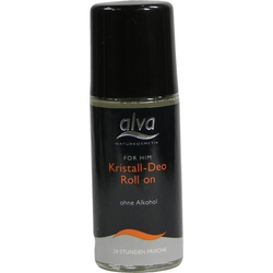 FOR HIM Roll-On-Deo Kristall Alva