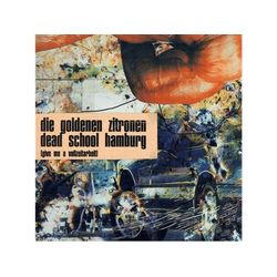 Die Goldenen Zitronen - Dead School Hamburg (Give Me A Vollzeitarbeit) (Vinyl)