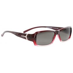 SMITH CROSSROAD INTS Sonnenbrille bordeaux cristallo/E5/OS/CA
