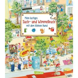 Mein lustiges Such- und Wimmelbuch Hun