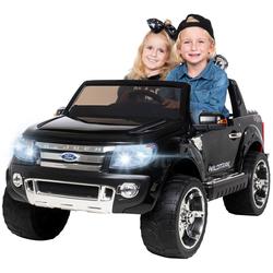 Kinder Elektroauto Ford Ranger SUV Kinderauto Elektrofahrzeug Elektro Spielzeug (Weiß)