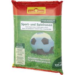 Wolf Garten 3825020 Rasensamen Sport- und Spielrasen