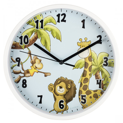 Hama 186378 KINDER-WANDUHR SAFARI