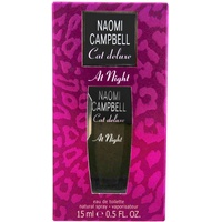 Naomi Campbell Cat Deluxe at Night Eau de Toilette 15 ml