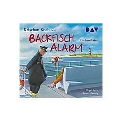 Thies Detlefsen - 5 - Backfischalarm - Hörbuch