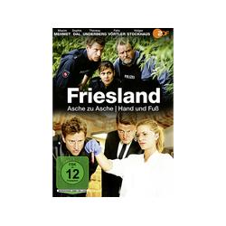 Friesland - Hand und Fuß + Asche zu DVD