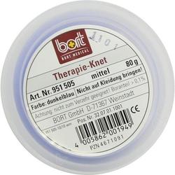 BORT Therapie Knet mittel dunkelblau 80 g