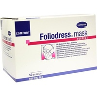 Paul Hartmann Foliodress mask Comfort Perfect grün OP-Masken