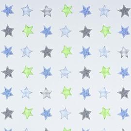GEUTHER Belami Plus 76 x 97 cm natur Bodenfarbe Sterne (2231+ NA032)