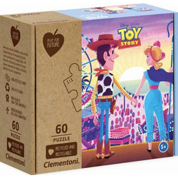 Clementoni Puzzle Play for Future - Toy Story 60 Teile 27003
