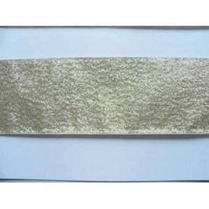 Schleifen- Geschenkband gold | 40 mm  | 25 m