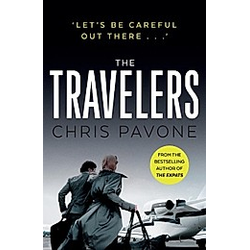 The Travelers. Chris Pavone  - Buch