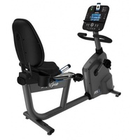 Life Fitness RS3 Track Connect schwarz