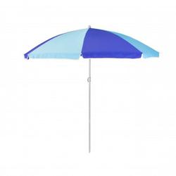 Sonnenschirm für Kinder, blau, Kindersonnenschirm