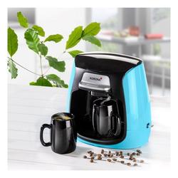 KORONA Filterkaffeemaschine 2-Tassen Kaffeeautomat