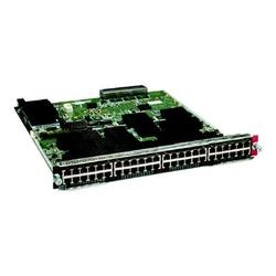 Cisco - WS-X6148-GE-TX - WS-X6148-GE-TX - Switch - PCMCIA/CardBus