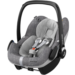 Maxi Cosi Pebble Pro i-Size Kindersitz, Farbe: Essential Red