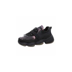 Sneakers Bronx schwarz
