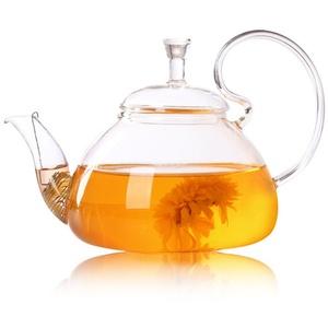 WDragon Klauenhammer, Küche Borosilikat Glas Krug Teekanne Wasser Wasserkocher