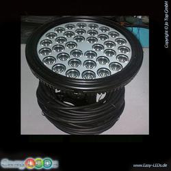 LED Unterwasserscheinwerfer 36x1 Watt RGB IP68