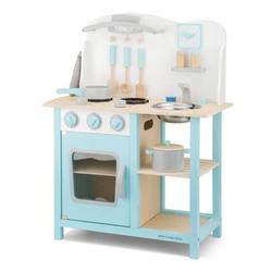 New Classic Toys Küchenzeile Bon Appetit blau