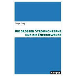 Die großen Stromkonzerne und die Energiewende. Gregor Kungl  - Buch