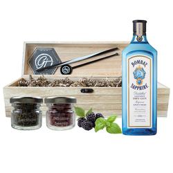 Bombay Sapphire Gin & Botanical Box