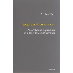 Explanations in K als Buch von Andrés Páez